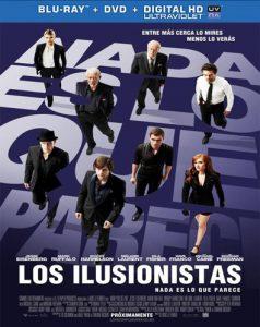 Los Ilusionistas Nada es lo que Parece (2013) HD 1080p Latino ()