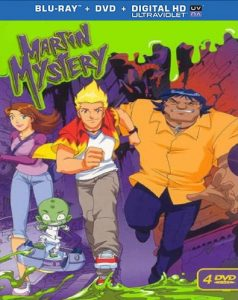 Martin Mystery Temporada 1 Completa HD Español Latino - 2003