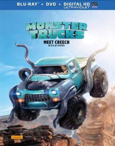 Monster Trucks (2017) Full HD 1080P Latino - 2017