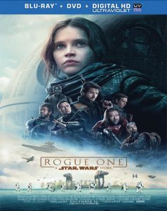 Rogue One: Una historia de Star Wars (2016) Full HD 1080p Latino - 2016