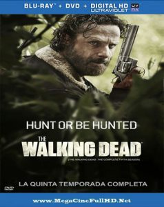 The Walking Dead Temporada 5 Full HD 1080p Español Latino ()