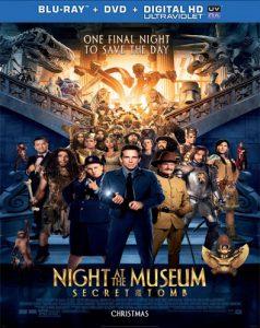 Una Noche En El Museo 3 (2014) Full 1080P Latino - 2014