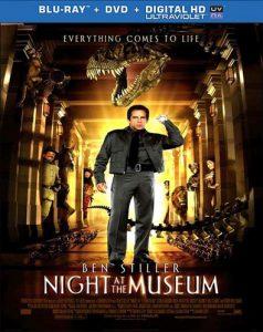 Una Noche en el Museo (2006) Full 1080P Latino - 2006