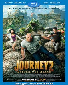 Viaje Al Centro De La Tierra 2: La Isla Misteriosa (2012) Full 1080P Latino ()