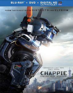 Chappie (2015) Full HD 1080p Latino - 2015
