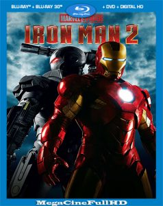 Iron Man 2 (2010) Full 1080P Latino ()