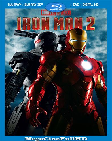 Iron Man 2 (2010) Full 1080P Latino