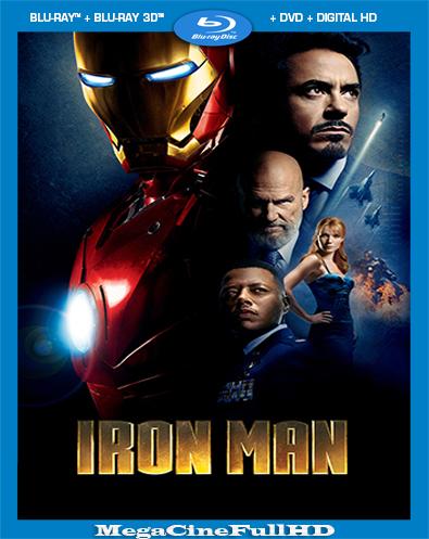Iron Man (2008) Full 1080P Latino