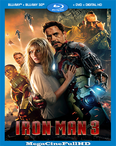 Iron Man 3 (2013) Full 1080P Latino