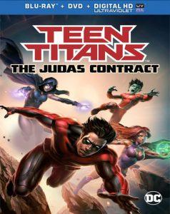 Los Jóvenes Titanes El Contrato de Judas (2017) Full HD 1080p Latino - 2017