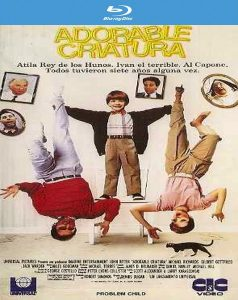 Adorable Criatura 1 (1990) HD 720P Latino - 1990