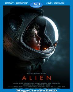 Alien: El Octavo Pasajero (1979) Full 1080P Latino - 1979