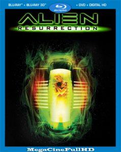 Alien: Resurrección (1997) Full 1080P Latino ()
