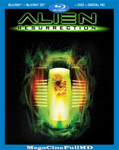 Alien 4 Full 1080P Latino