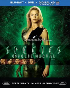 Species (1995) Remastered HD 1080P Latino ()