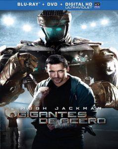 Gigantes De Acero (2011) HD 1080P Latino - 2011