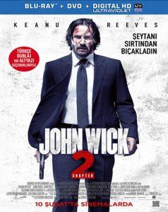 John Wick 2: Un Nuevo Día Para Matar (2017) Full HD 1080P Latino - 2017