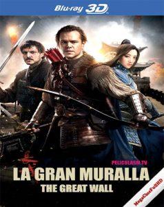 La Gran Muralla (2016) Full 3D SBS Latino - 2016