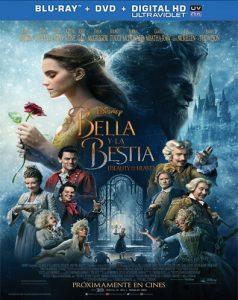 La bella y la bestia (2017) Full HD 1080p Latino - 2017
