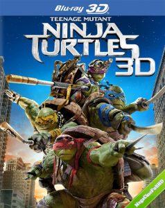 Las Tortugas Ninja (2014) Full 3D SBS Latino - 2014