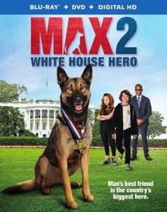 Max 2: White House Hero (2017) Full HD 1080P Latino ()