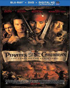 Piratas Del Caribe: La Maldición Del Perla Negra (2003) Full 1080P Latino - 2003