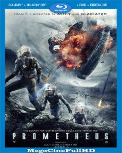 Prometheus (2012) Full 1080P Latino - 2012