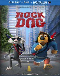 Rock Dog el perro rockero (2016) Full HD 1080P Latino - 2016