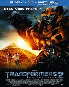 Transformers: La venganza De Los caídos (2009) Full HD 1080P Latino - 2009