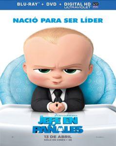 Un Jefe En Pañales (2017) Full HD 1080p Latino - 2017