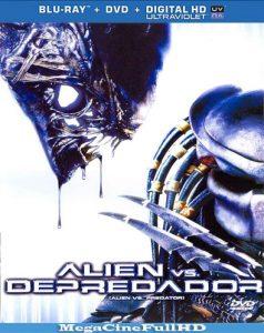 Alien vs. Predator (2004) Full HD 1080P Latino - 2004