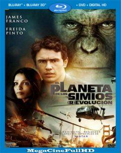 El Planeta De Los simios: (R)evolución (2011) HD 1080P Latino - 2011