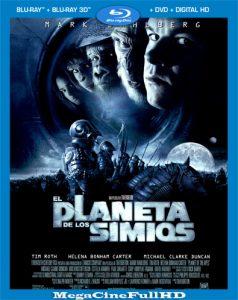 El planeta De Los Simios (2001) Full HD 1080P Latino ()