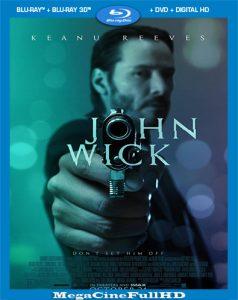 John Wick (2014) HD 1080P Latino - 2014