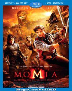 La Momia: La Tumba Del Emperador Dragón (2008) HD 1080P Latino ()