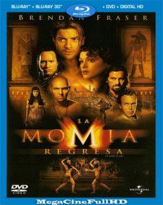 La Momia Regresa (2001) Full HD 1080P Latino ()