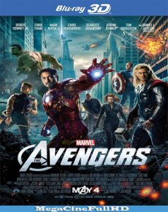Los Vengadores (2012) Full 3D SBS Latino - 2012