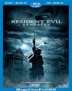 Resident Evil: Vendetta (2017) Full HD 1080p Latino - 2017
