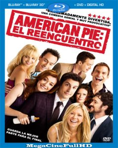 American Pie: El Reencuentro (2012) UNRATED Full 1080P Latino - 2012