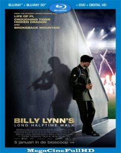 Billy Lynn: Honor Y Sentimiento (2016) Full HD 1080P Latino - 2016