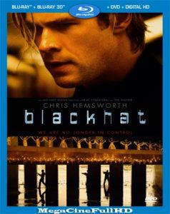 Blackhat: Amenaza en la red (2015) Full HD 1080P Latino - 2015