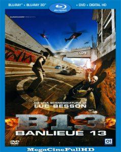 Distrito 13 (2004) Full HD 1080P Latino - 2004