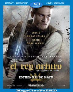 El Rey Arturo: La Leyenda De La Espada (2017) HD 1080P Latino - 2017