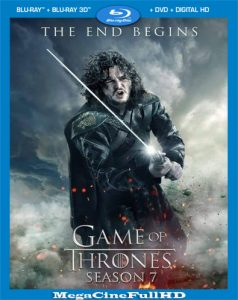 Game of Thrones Temporada 7 (2017) Full HD 1080P Latino - 2017