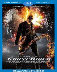 Ghost Rider 2: Espíritu De Venganza (2012) Full HD 1080P Latino - 2012
