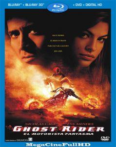 Ghost Rider: El Vengador Fantasma (2007) Full HD 1080P Latino - 2007
