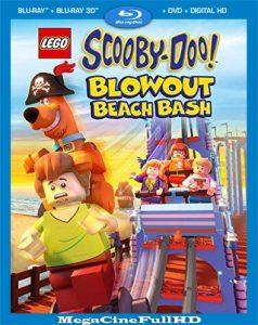 Lego Scooby-Doo!: Reventon En La Playa (2017) HD 1080P Latino ()