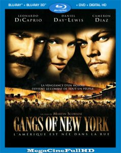 Pandillas De Nueva York (2002) Full HD 108P Latino ()