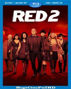 RED 2 (2013) Full HD 1080P Latino ()