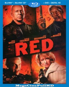 RED (2010) Full HD 1080P Latino ()